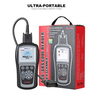 Autel MaxiLink ML619 ( Engine, ABS and SRS)