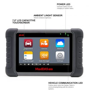 Autel Maxidas DS808 – updated version of DS708