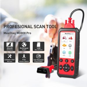 Autel Maxidiag MD808 PRO scan tool (All Systems)