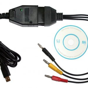 Diagnostic scan tool for eberspacher heaters EDiTH