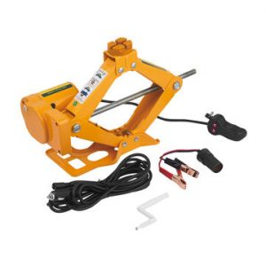 12V DC Automatic electric scissor car Lift Jack