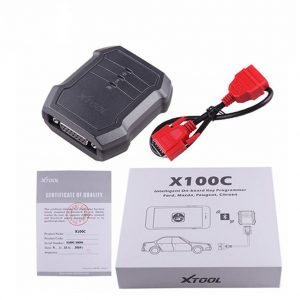 X100C wireless auto key programmer