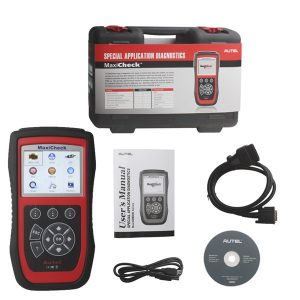 Autel MaxiCheck Pro reseter and scan tool
