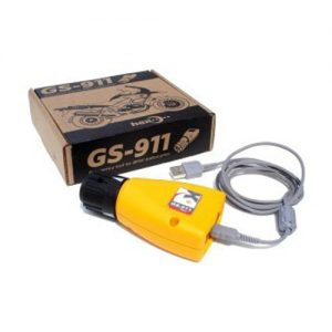 GS-911 diagnostic scan Tool for BMW motorcycles