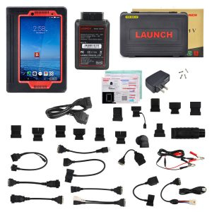 Launch X431 V 8inch tablet wifi and bluetooth scan tool