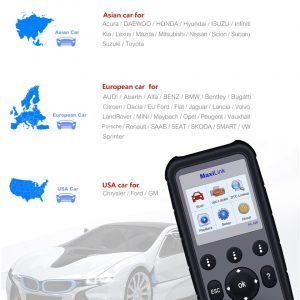 Autel MaxiLink ML629 – 4 systems Diagnostic Tool