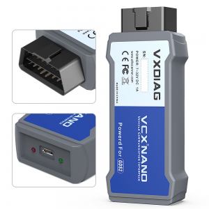 VXDIAG VCX NANO scan tool for GM and OPEL
