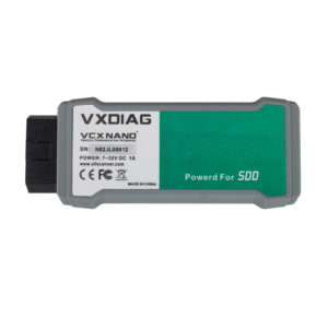 VXDIAG VCX NANO scan tool  for Land Rover And Jaguar